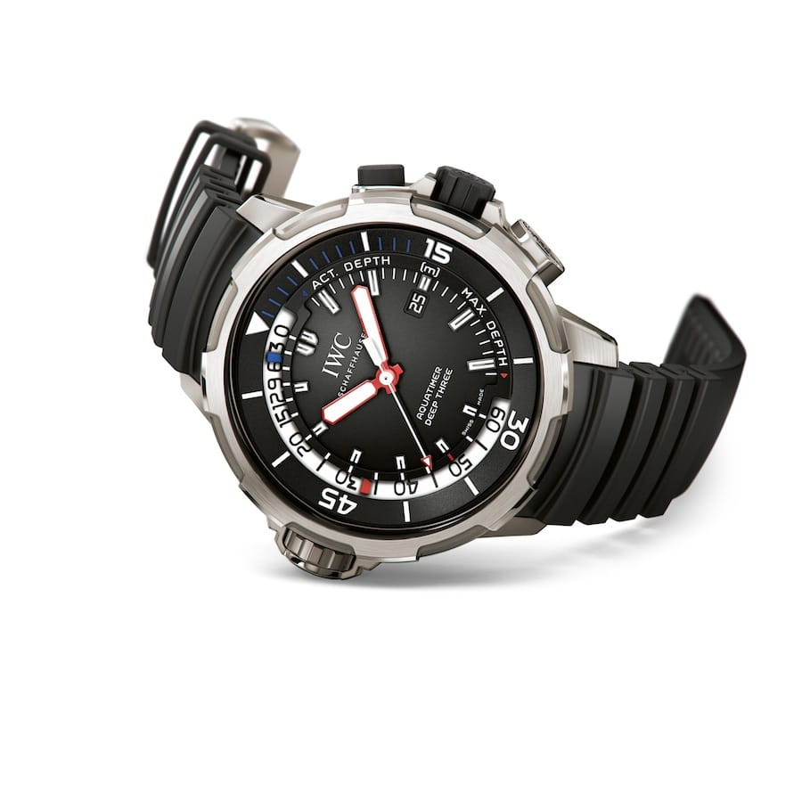 IWC: Aquatimer Deep Three