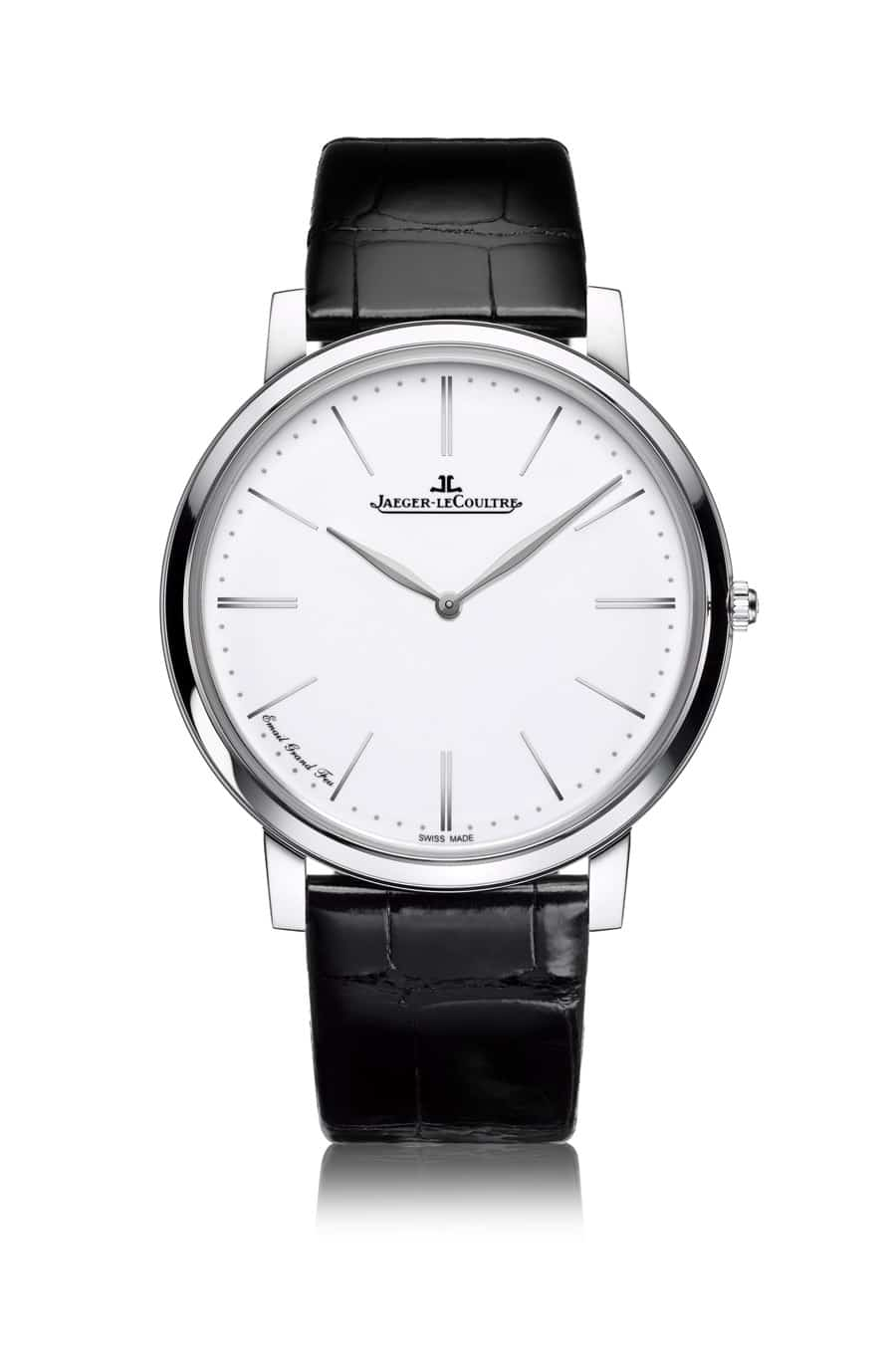 Jaeger-LeCoultre: Master Ultra Thin Grand Feu