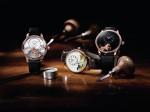 Die drei neuen Petit Heure Minute-Modelle von Jaquet Droz.