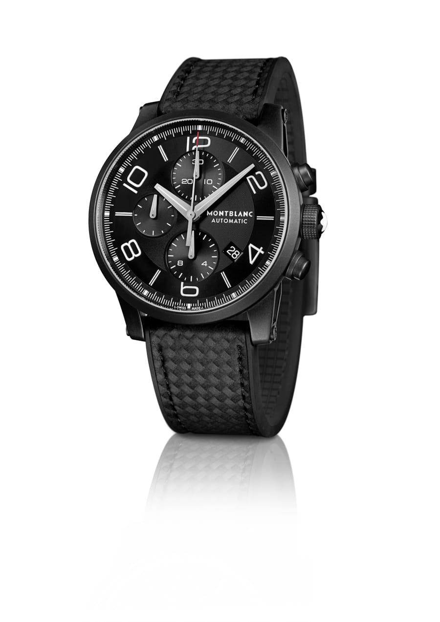 Montblanc: TimeWalker Extreme Chronograph DLC