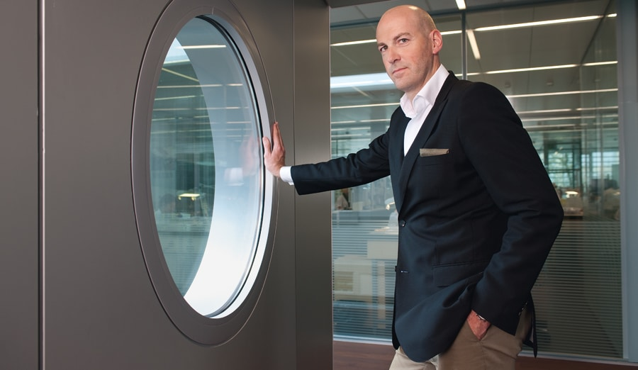 IWC-Creative-Director Christian Knoop