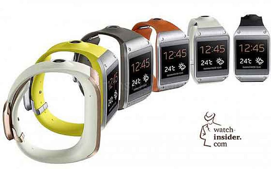 Samsung: Galaxy Gear