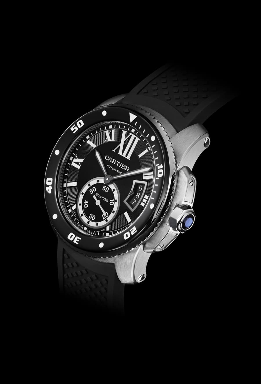Cartier: Calibre de Cartier Diver