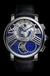 Cartier: Rotonde de Cartier Earth and Moon