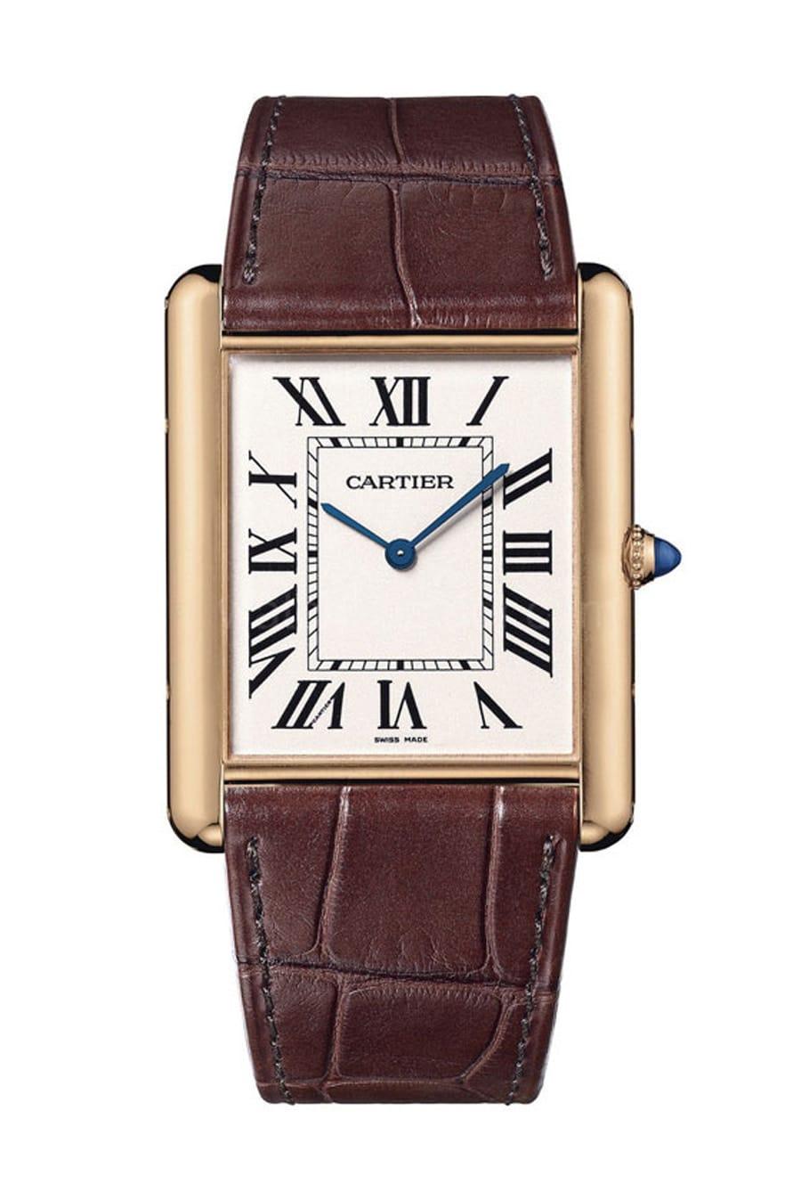 Cartier: Tank Louis Cartier