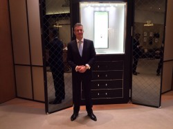 Daniel Riedo, CEO von Jaeger-LeCoultre