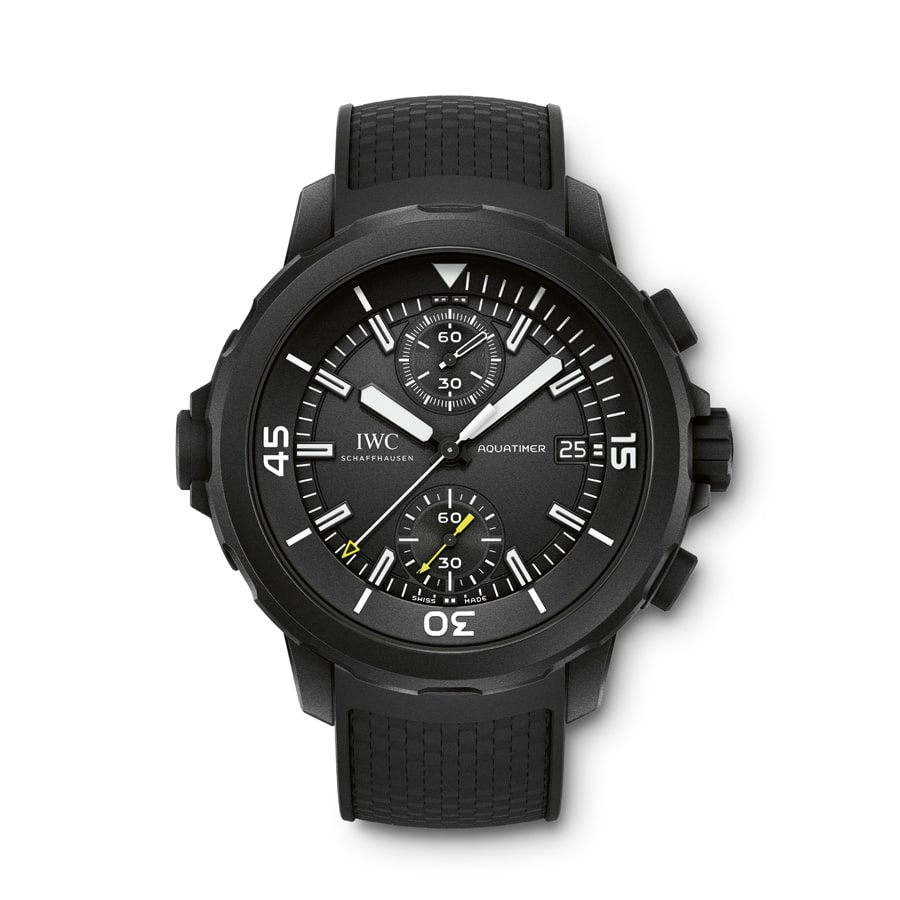 IWC: Aquatimer Chronograph Galapagos Islands