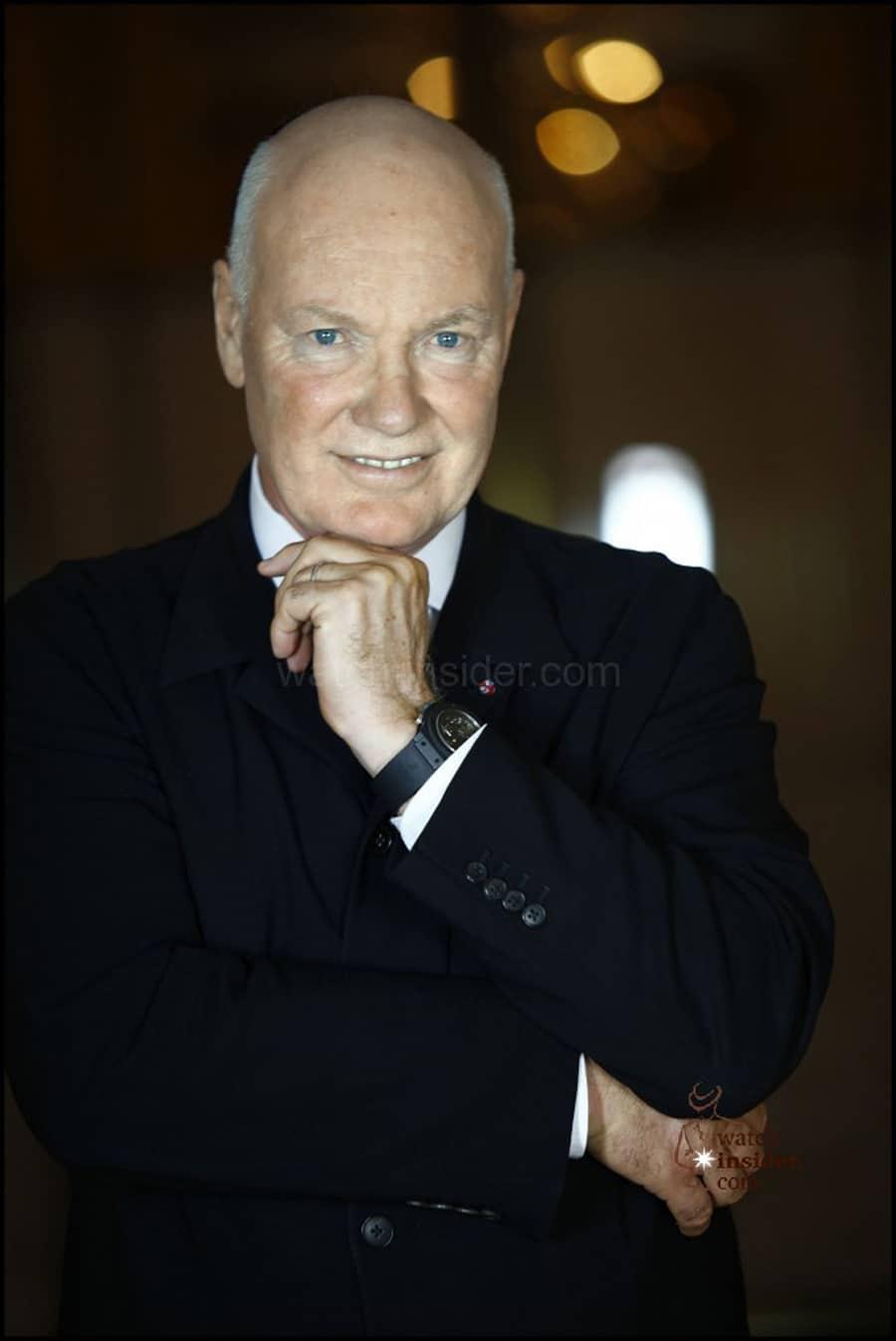 Jean-Claude Biver bleibt vorerst CEO von TAG Heuer.
