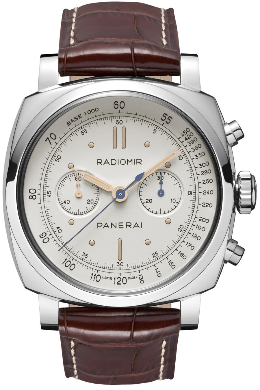 Panerai: Radiomir 1940 Chronograph Platino