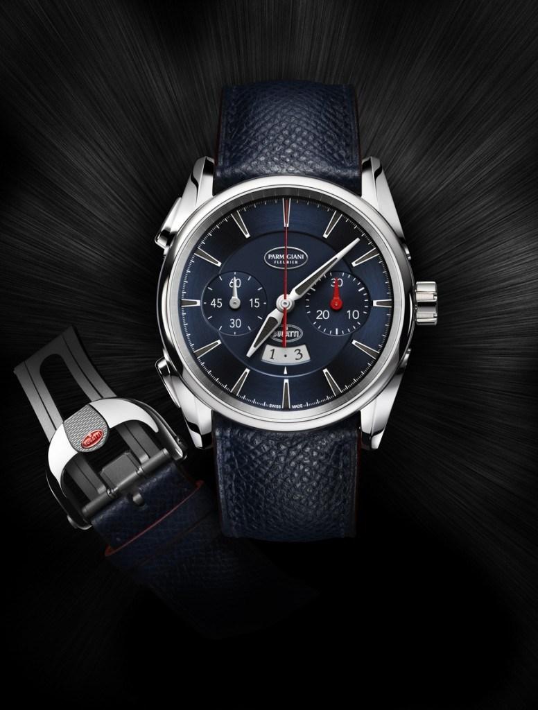 Parmigiani: Bugatti Aérolithe Flyback Chronograph