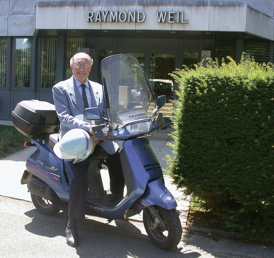 Raymond Weil, 2004