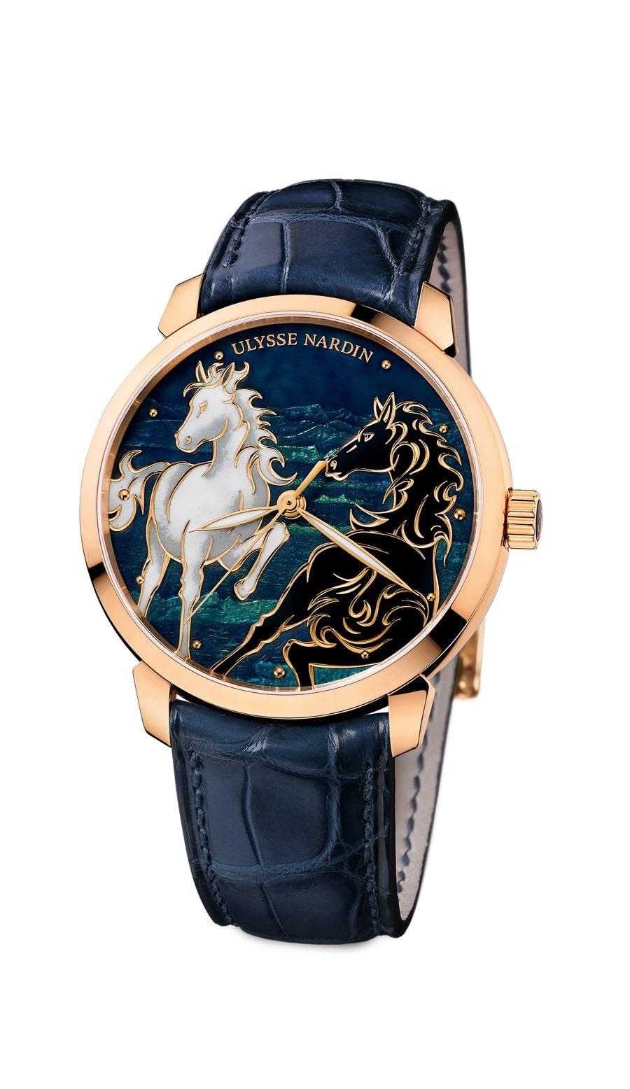Ulysse Nardin: Classico Horse