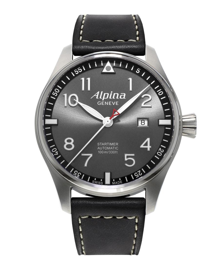 Alpina: Startimer Pilot Automatic Sunstar