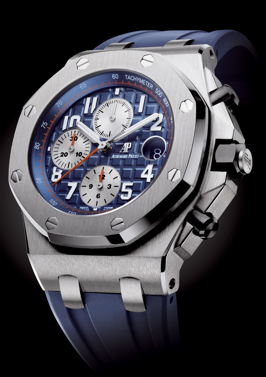 Audemars Piguet: Royal Oak Offshore 42mm Edelstahl