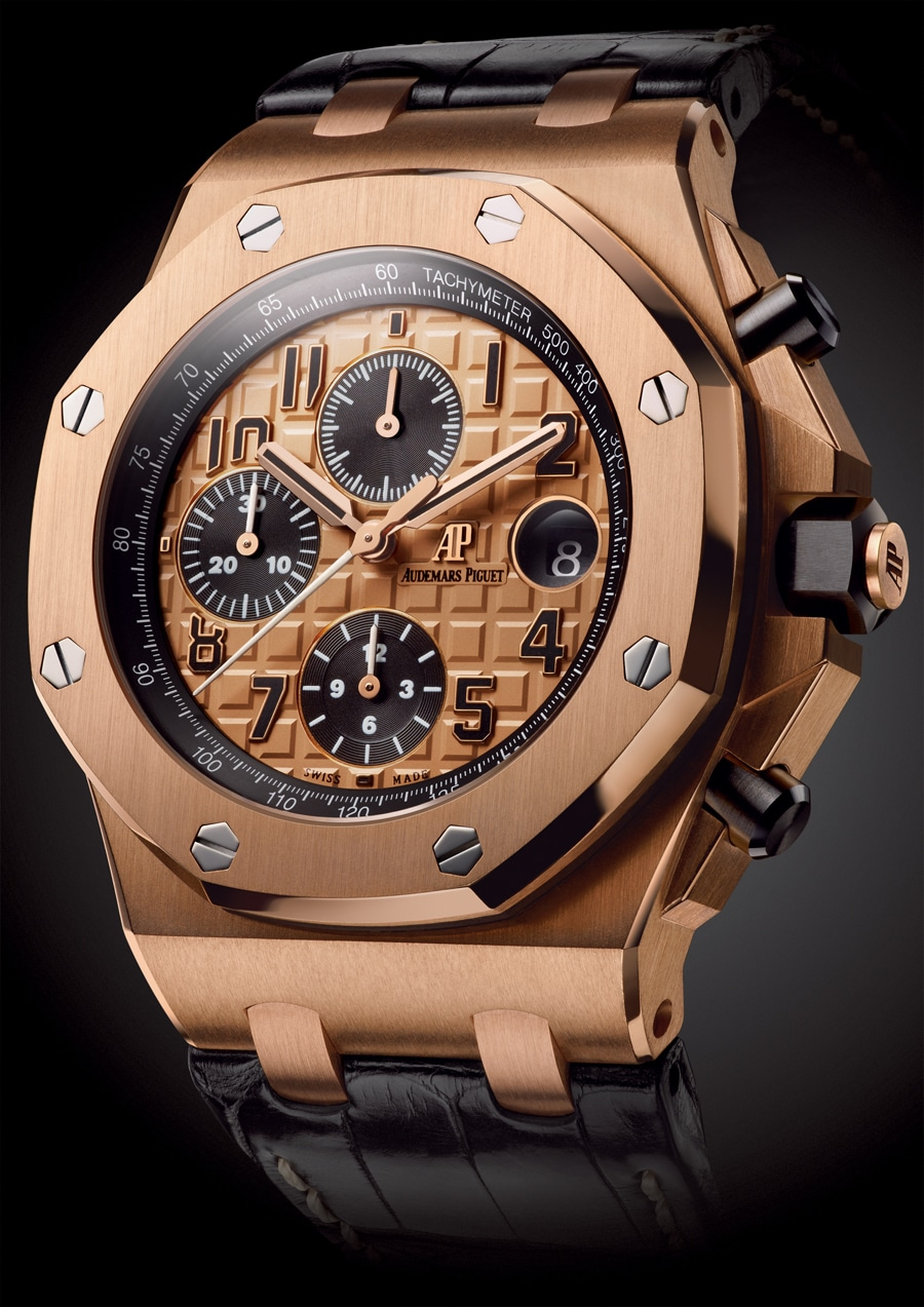 Audemars Piguet: Royal Oak Offshore 42mm Roségold