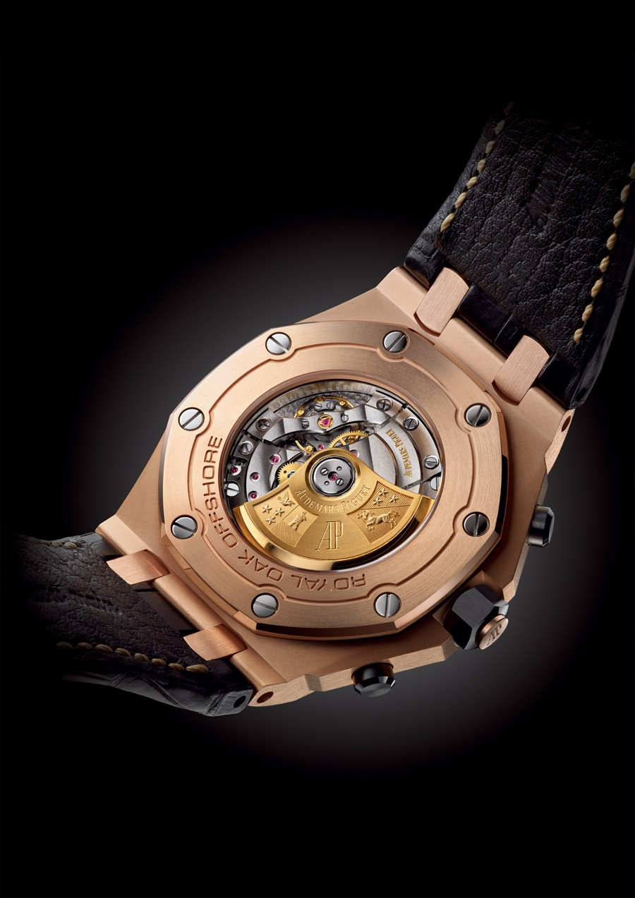 Audemars Piguet: Royal Oak Offshore 42mm Werk