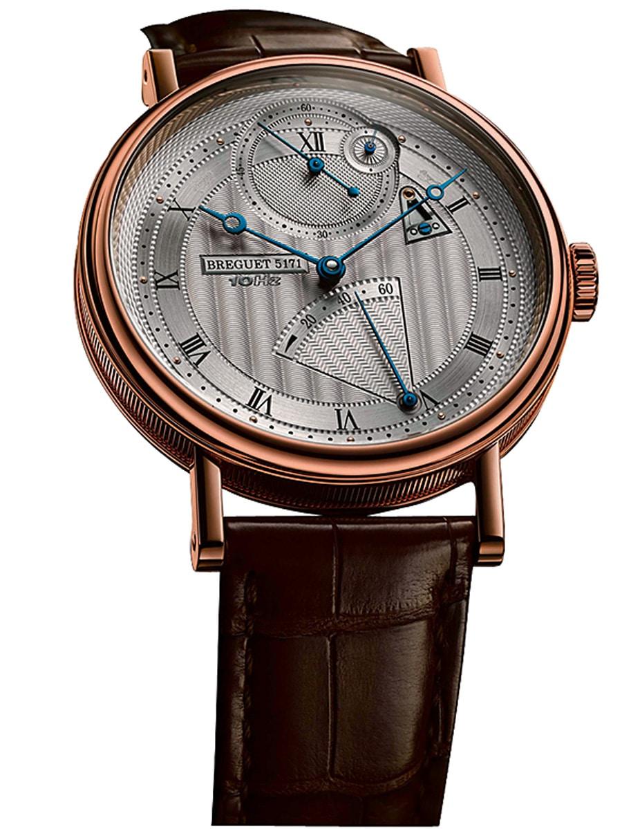 Breguet: Classique Chronométrie