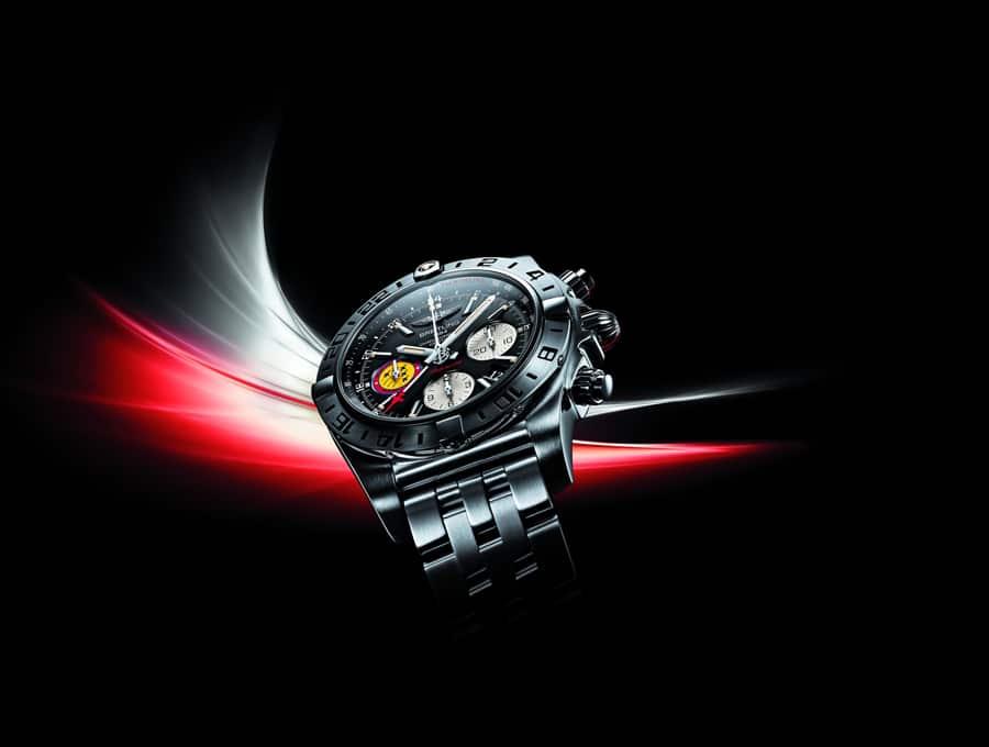 Breitling: Chronomat 44 GMT 50-Jahr-Jubiläum Patrouille Suisse