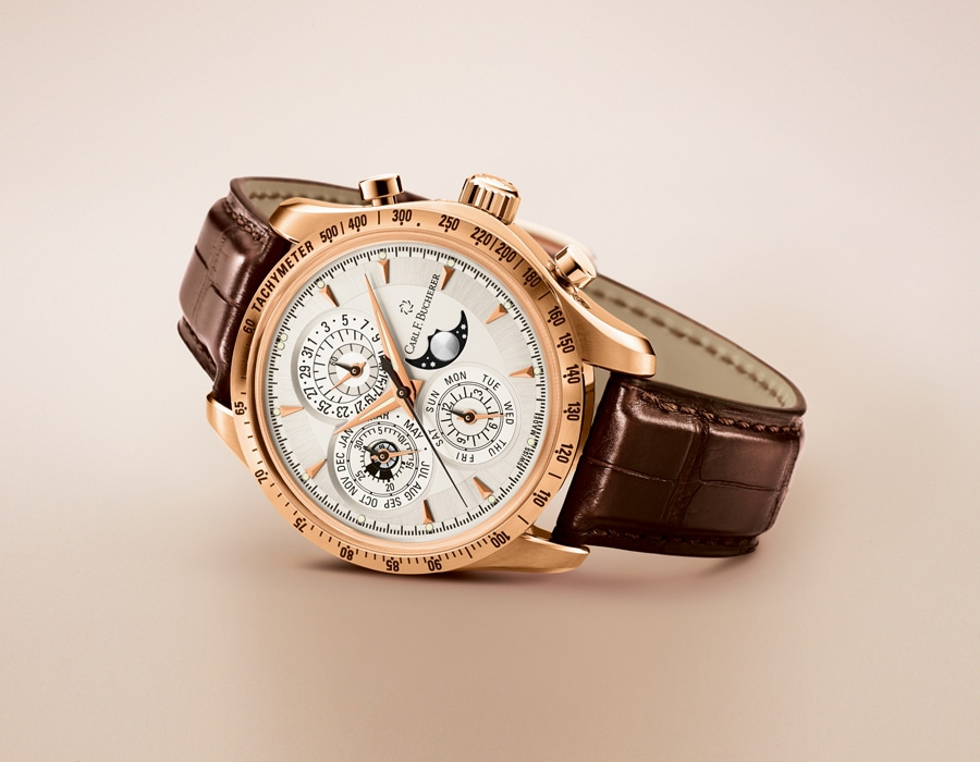 Carl F. Bucherer: Manero ChronoPerpetual Limited Edition