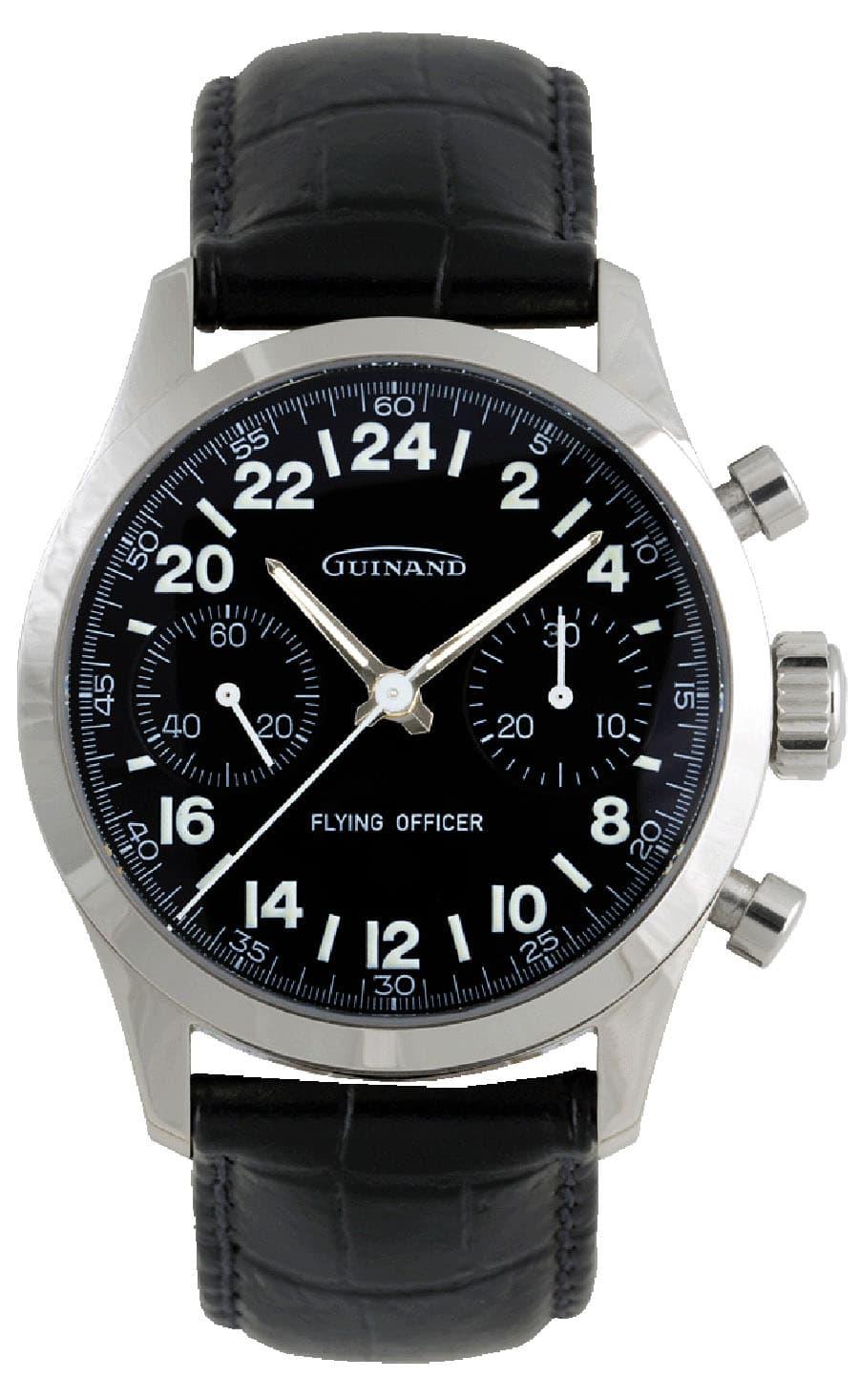 Guinand: Flying Officer