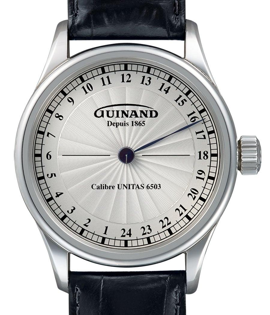 Guinand: Single24