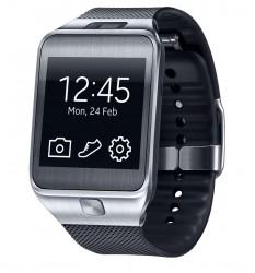 Samsung's Smartwatch Galaxy Gear 2 in Schwarz