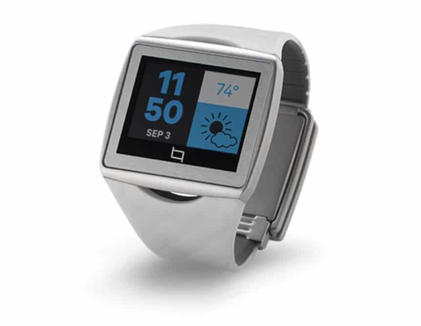 Toq-Smartwatch von Qualcomm