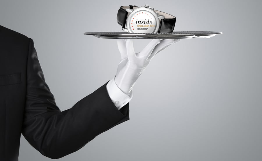 Deutschlands feinstes Uhrendinner: IBG 2014