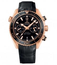 Omega: Seamaster Planet Ocean 600 M Chronograph