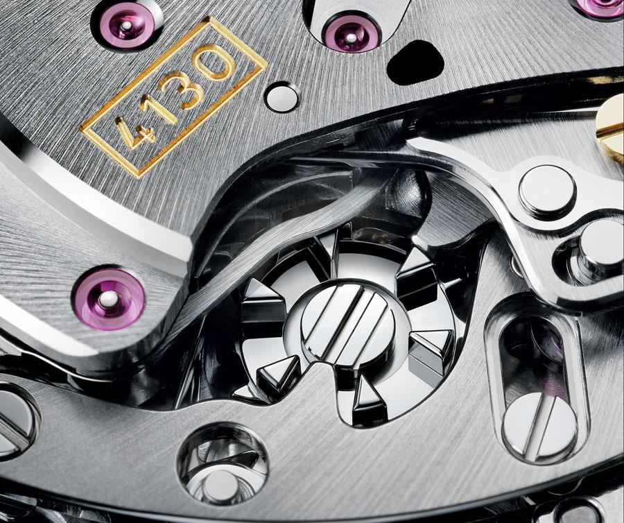 Schaltrad gegen Kulissensteuerung: das Manufakturkaliber 4130 von Rolex mit Schaltrad