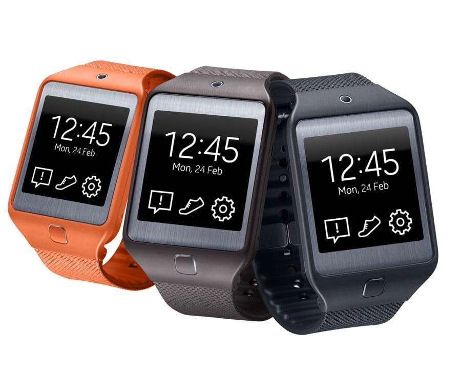 Samsungs Smartwatch Gear 2 Neo ohne Kamera