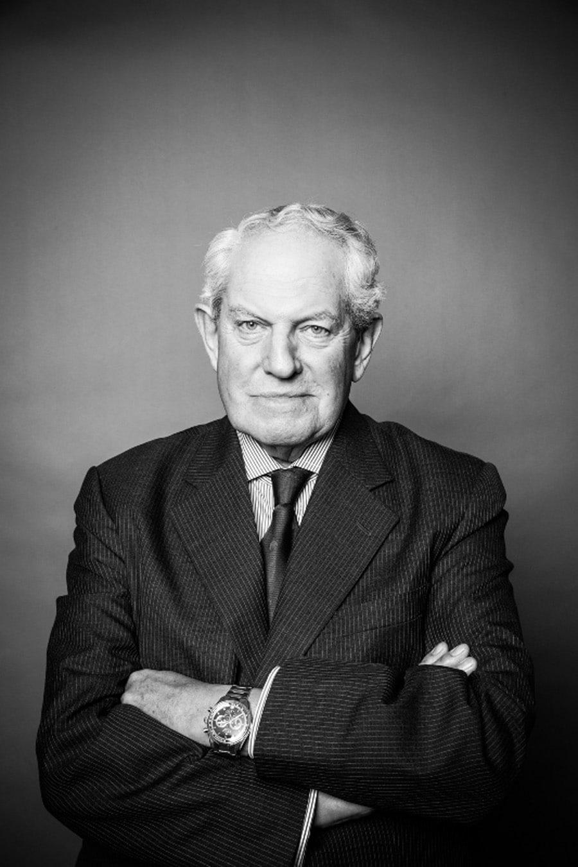 SES: John Blashford-Snell
