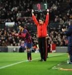 2014 bis 2017: Partnerschaft zwischen Maurice Lacroix und FC Barcelona
