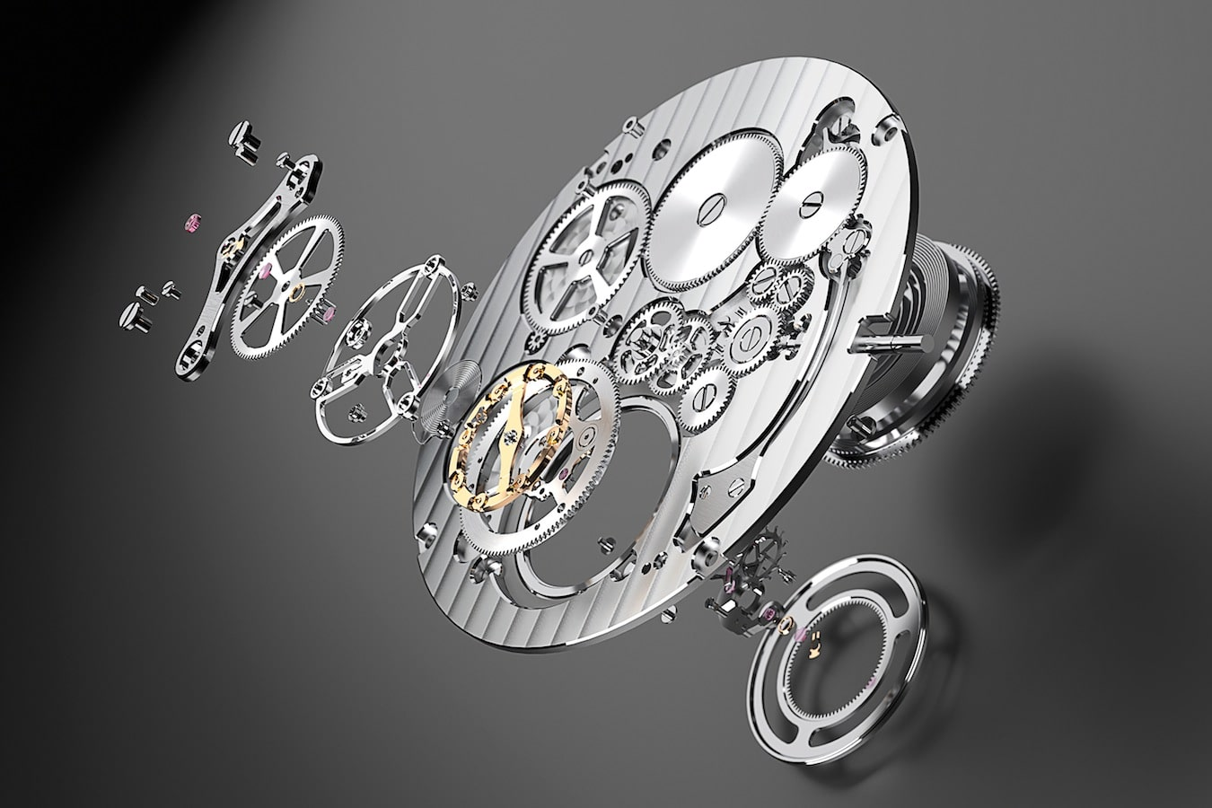 Bulgari: Finissimo Tourbillon-Kaliber