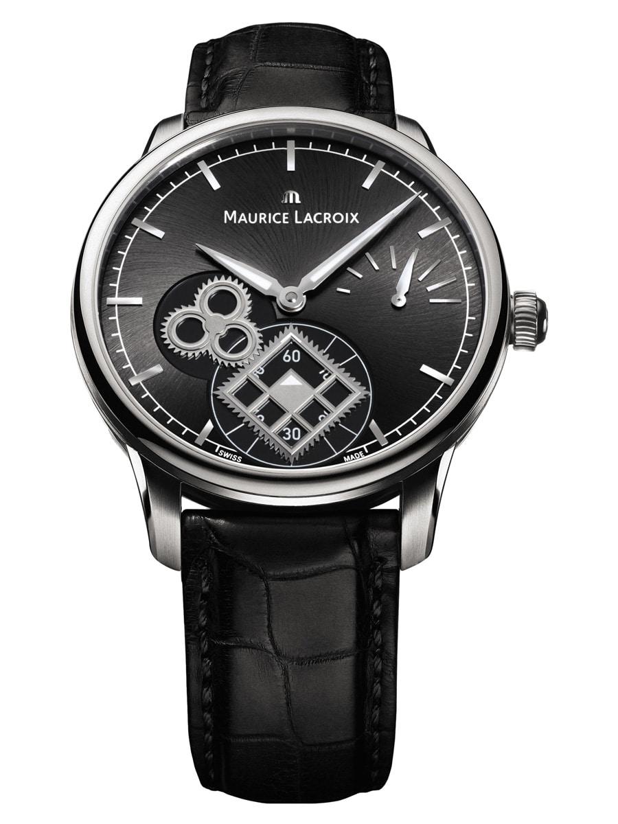 Maurice Lacroix: Masterpiece Square Wheel Classic