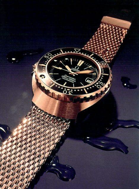 Omega Seamaster Professional 1.000m von 1971