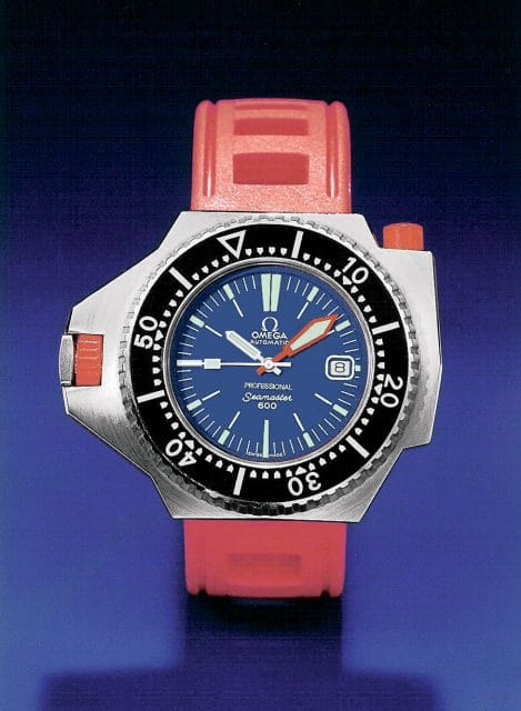 Omega Seamaster Professional 600 Ploprof von 1970