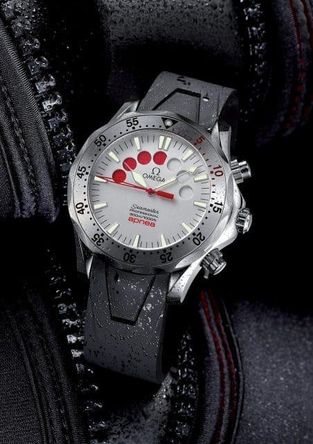 Omega Seamaster Professional Apnea von 2003