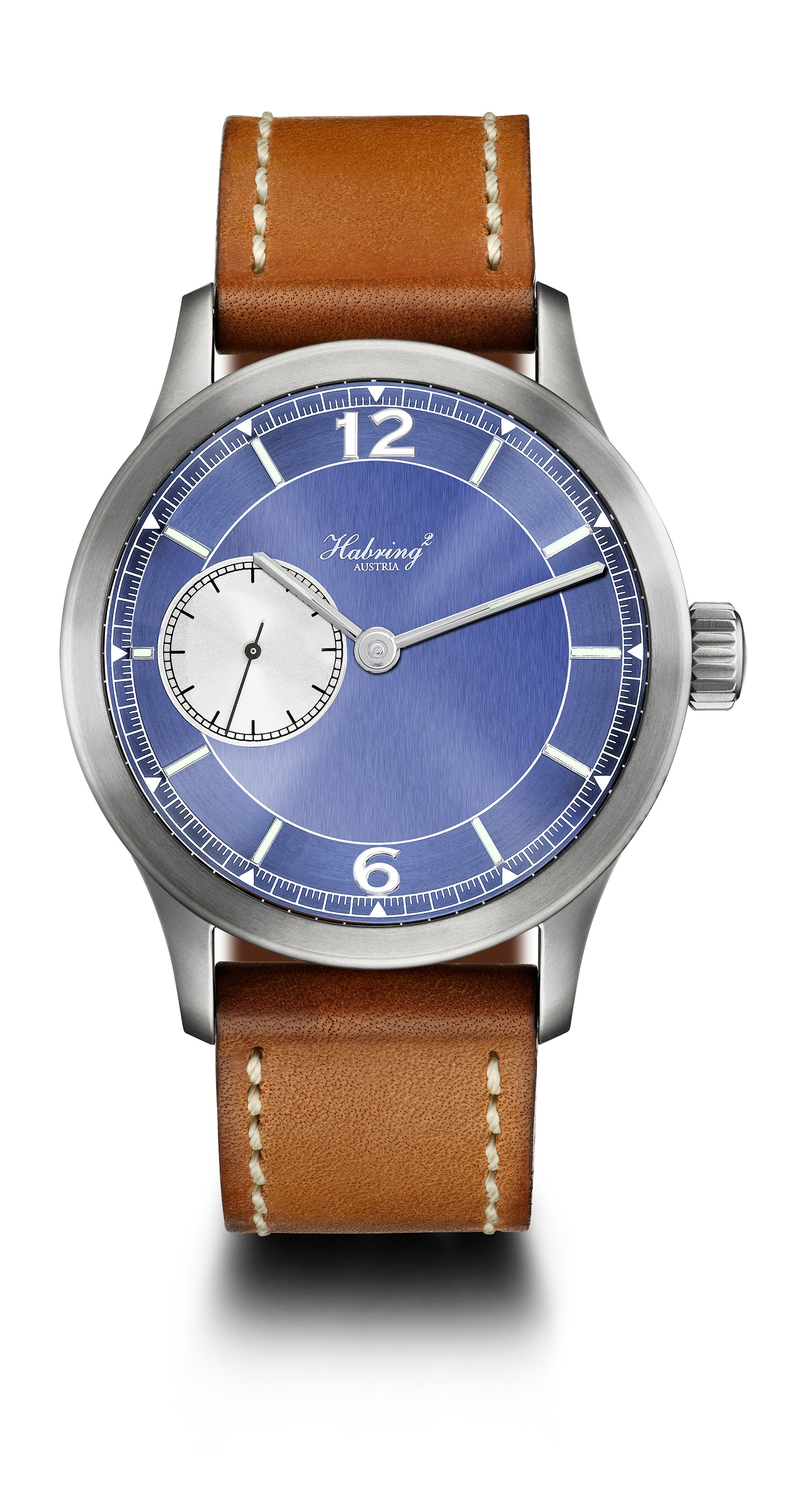 Habring²: Time Only Blue