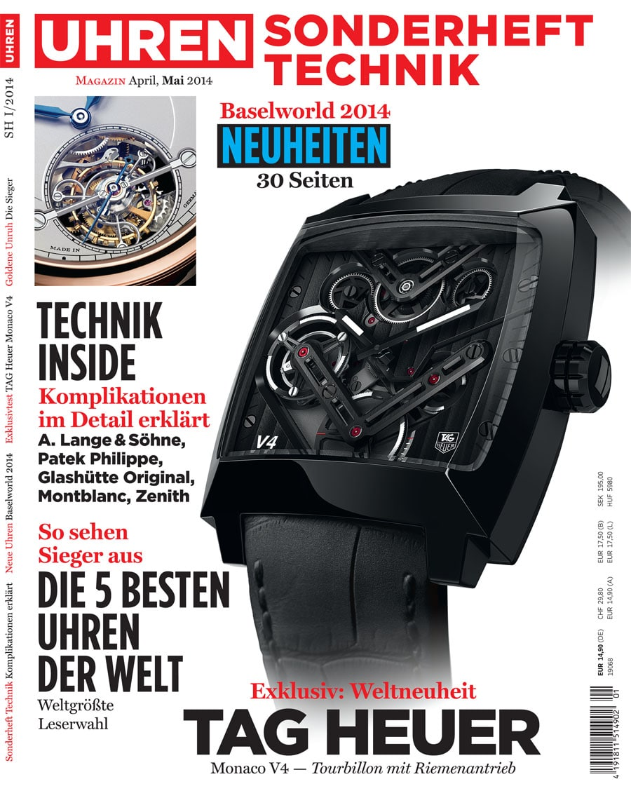 Uhren-Magazin Sonderheft Technik