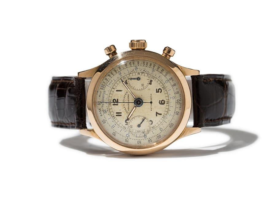 """Auctionata: Uhrenauktion """"Mythos Rolex"""" Oyster Chronograph"""