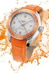 Omega: Seamaster Planet Ocean Orange Ceramic_Beitragsbild