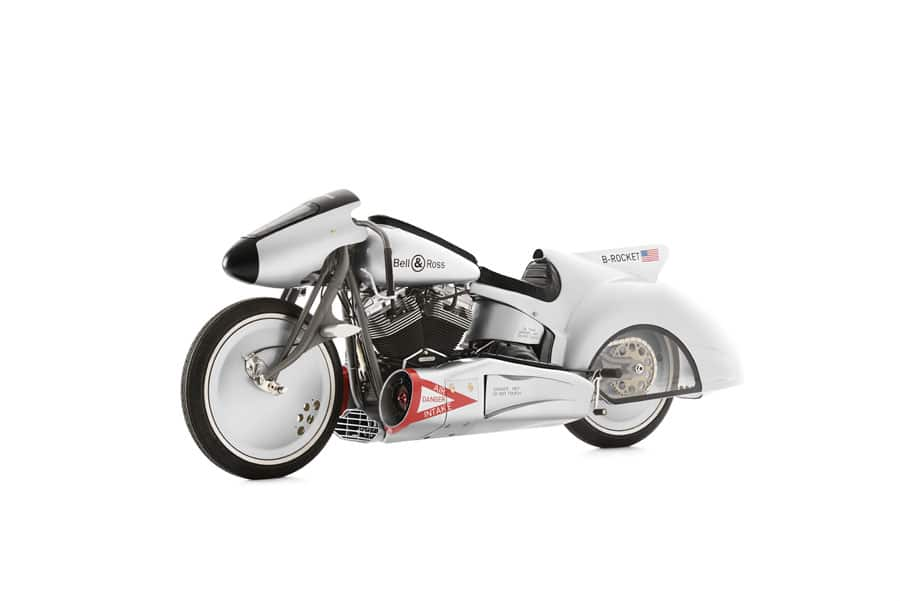 Bell & Ross und Shaw Harley Davidson: B-Rocket
