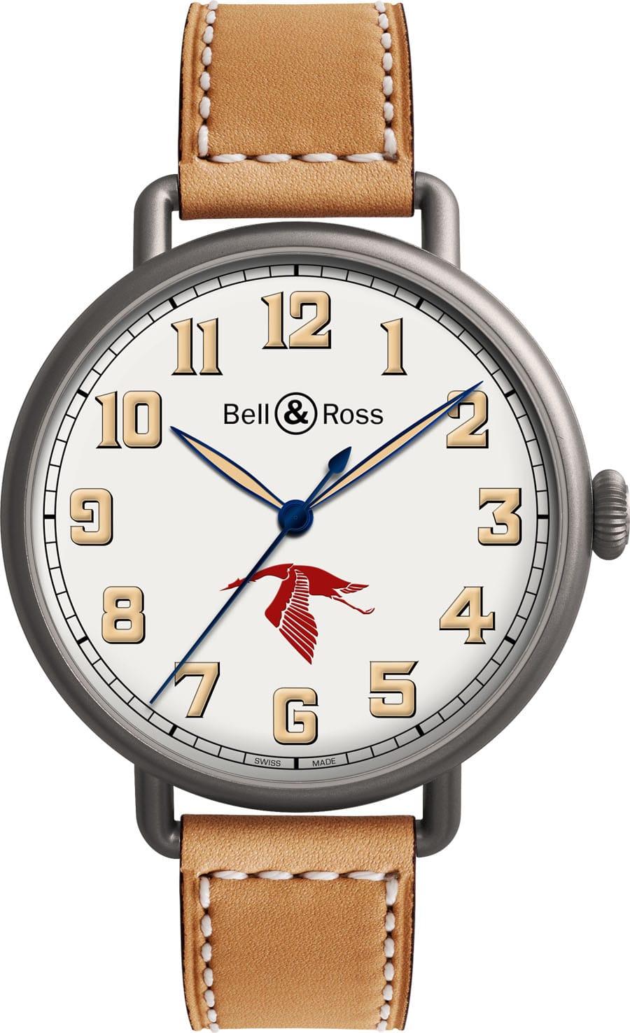 Bell & Ross: Vintage WW1 Guynemer