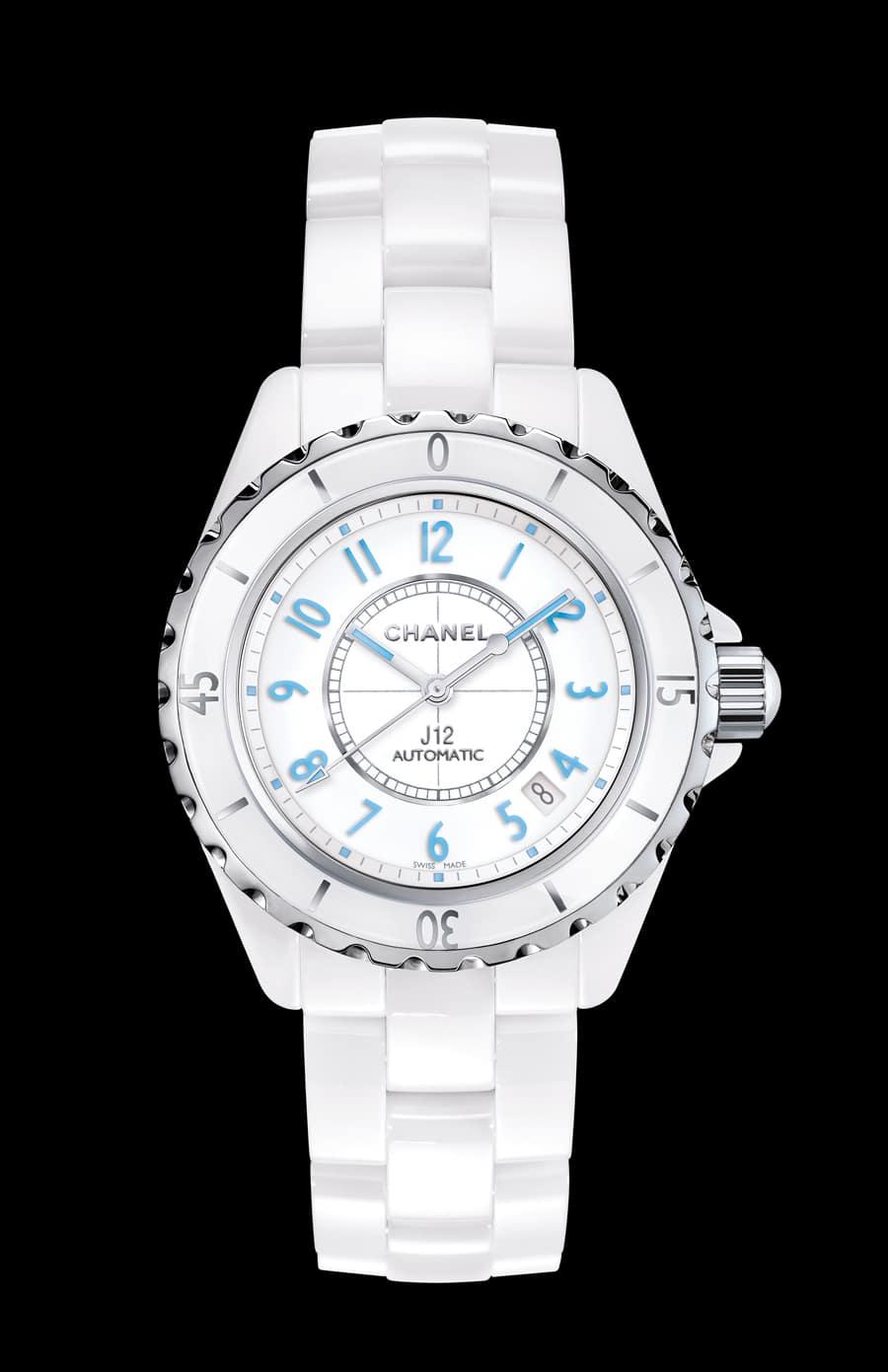Chanel: J12 Blue Light