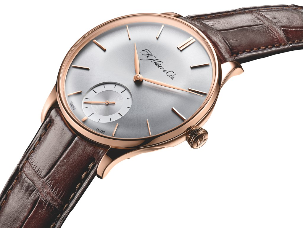 H. Moser & Cie. Venturer Small Seconds