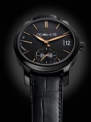 H. Moser & Cie: Perpetual Calendar Black Edition