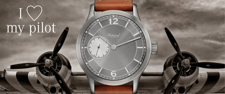 Habring²: Time Only Grey