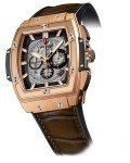 Hublot: Spirit of Big Bang, King Gold-Gehäuse