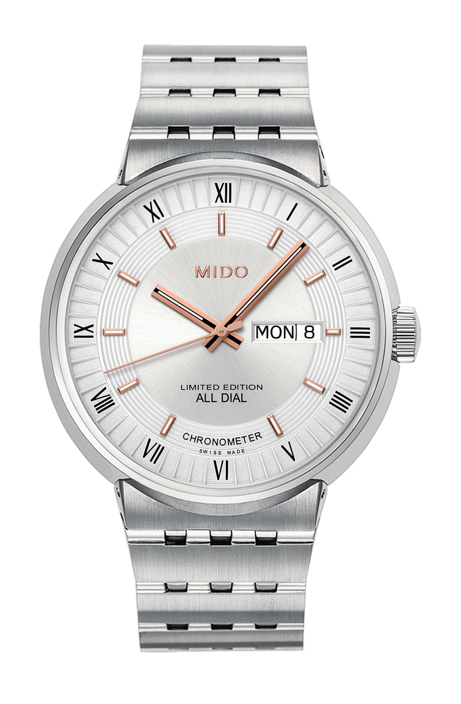 Mido: All Dial Gent Limited Edition 1918